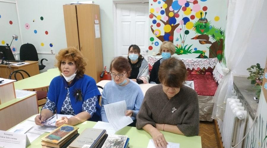 Библиотечный форум «Крымскотатарская книга»