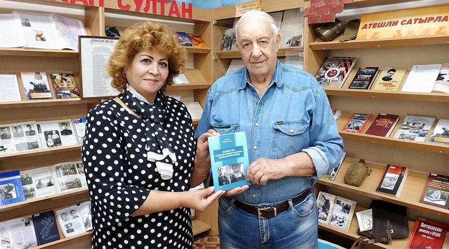 Благодарность Айдыну Шемьи-заде